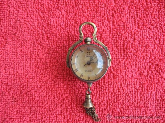 Montre boule omega datée 1882 parfait état de f - Sold