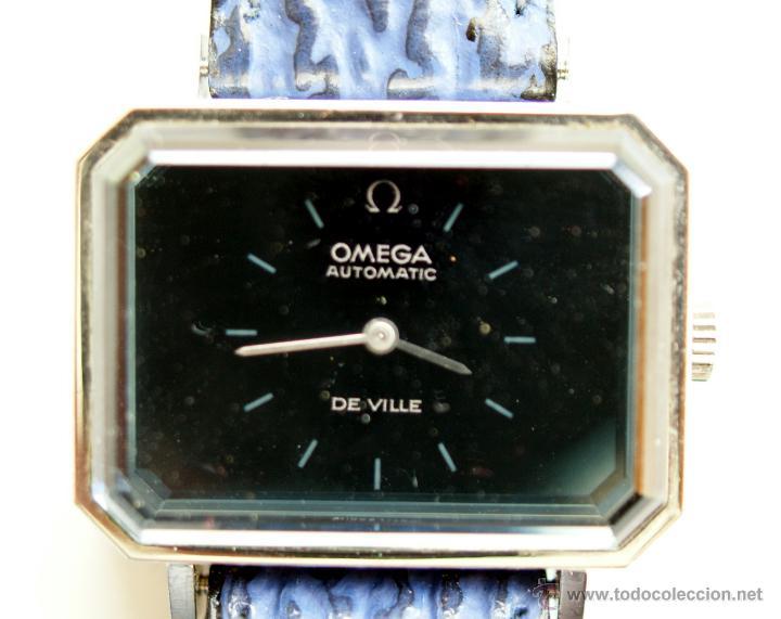 Relojes - Omega: OMEGA DE VILLE - AUTOMATIC - SRA. - AÑOS 70 - PIEZA MUY ESCASA - Foto 8 - 47555746