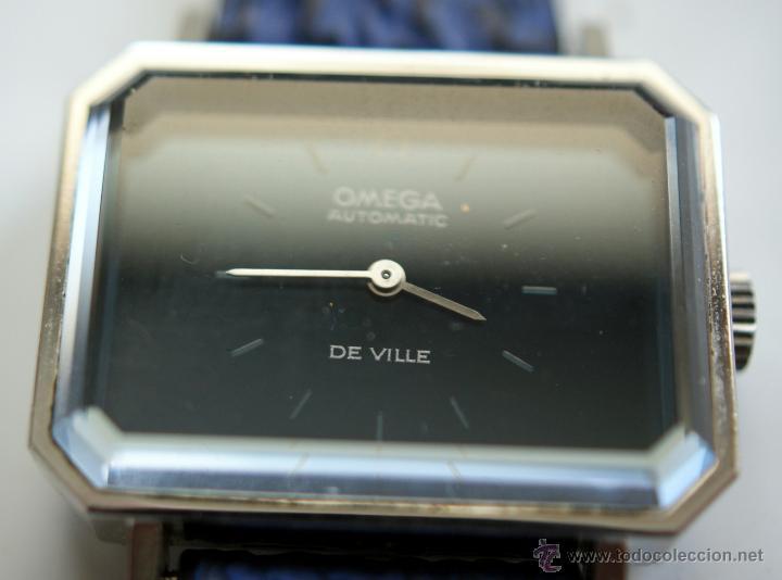 Relojes - Omega: OMEGA DE VILLE - AUTOMATIC - SRA. - AÑOS 70 - PIEZA MUY ESCASA - Foto 12 - 47555746