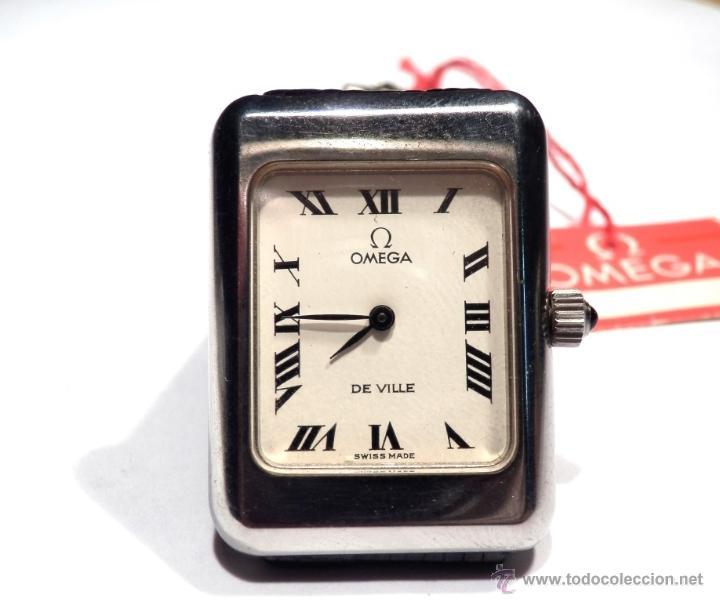 OMEGA DE VILLE 1973 SEÑORA 625 (NOS = NEW OLD STOCK) (Relojes - Relojes Actuales - Omega)