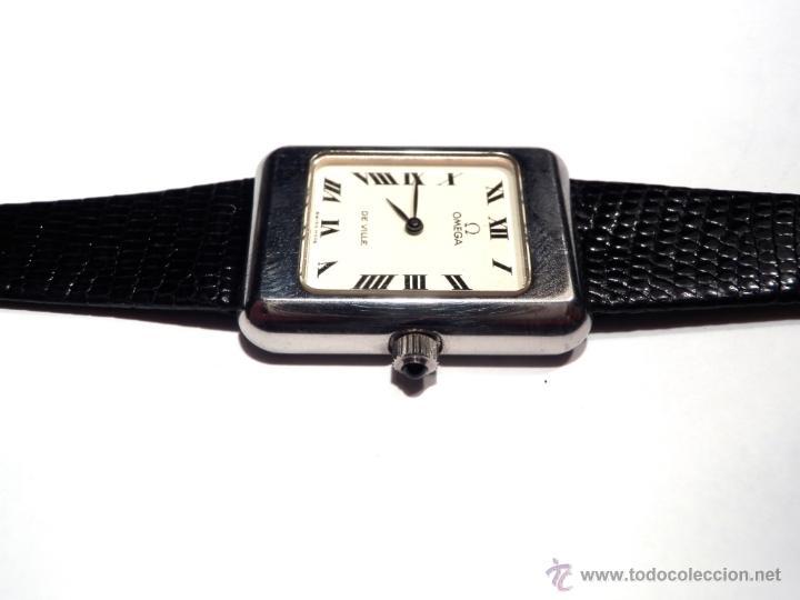 Relojes - Omega: Omega de ville 1973 Señora 625 (NOS = new old stock) - Foto 2 - 47965392