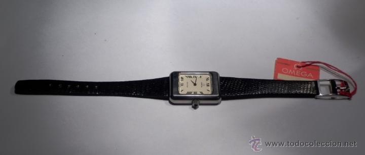 Relojes - Omega: Omega de ville 1973 Señora 625 (NOS = new old stock) - Foto 7 - 47965392