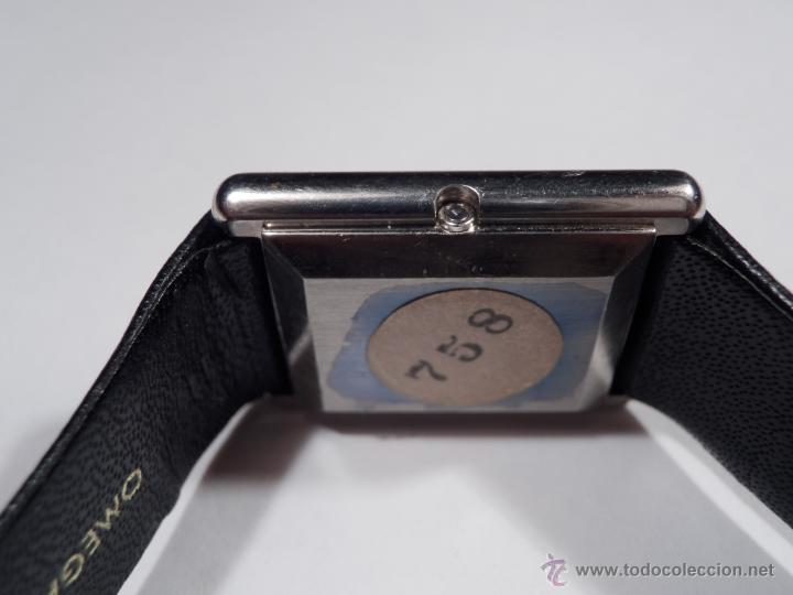 Relojes - Omega: Omega de ville 1975 Señora Cal 1350 (NOS = new old stock) - Foto 5 - 47965539