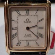 Relojes - Omega: OMEGA DE VILLE RIVOLI QUARTZ (NOS = NEW OLD STOCK). Lote 48227090