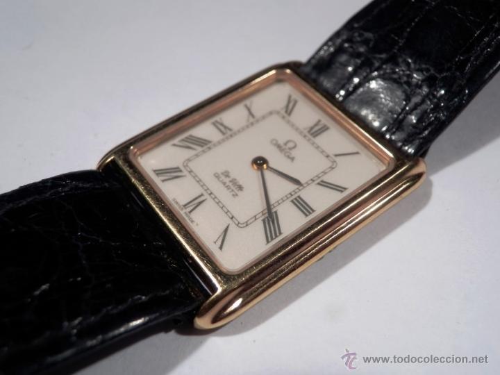 Relojes - Omega: Omega de Ville Rivoli Quartz (NOS = new old stock) - Foto 7 - 48227090