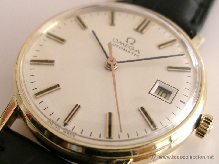 Reloj Omega Automatico Antiguo