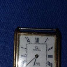 Relojes - Omega: RELOJ OMEGA DE VILLE- FUNCIONANDO PERO NECESITA REPARACION DEL PULSOR.. Lote 50924474