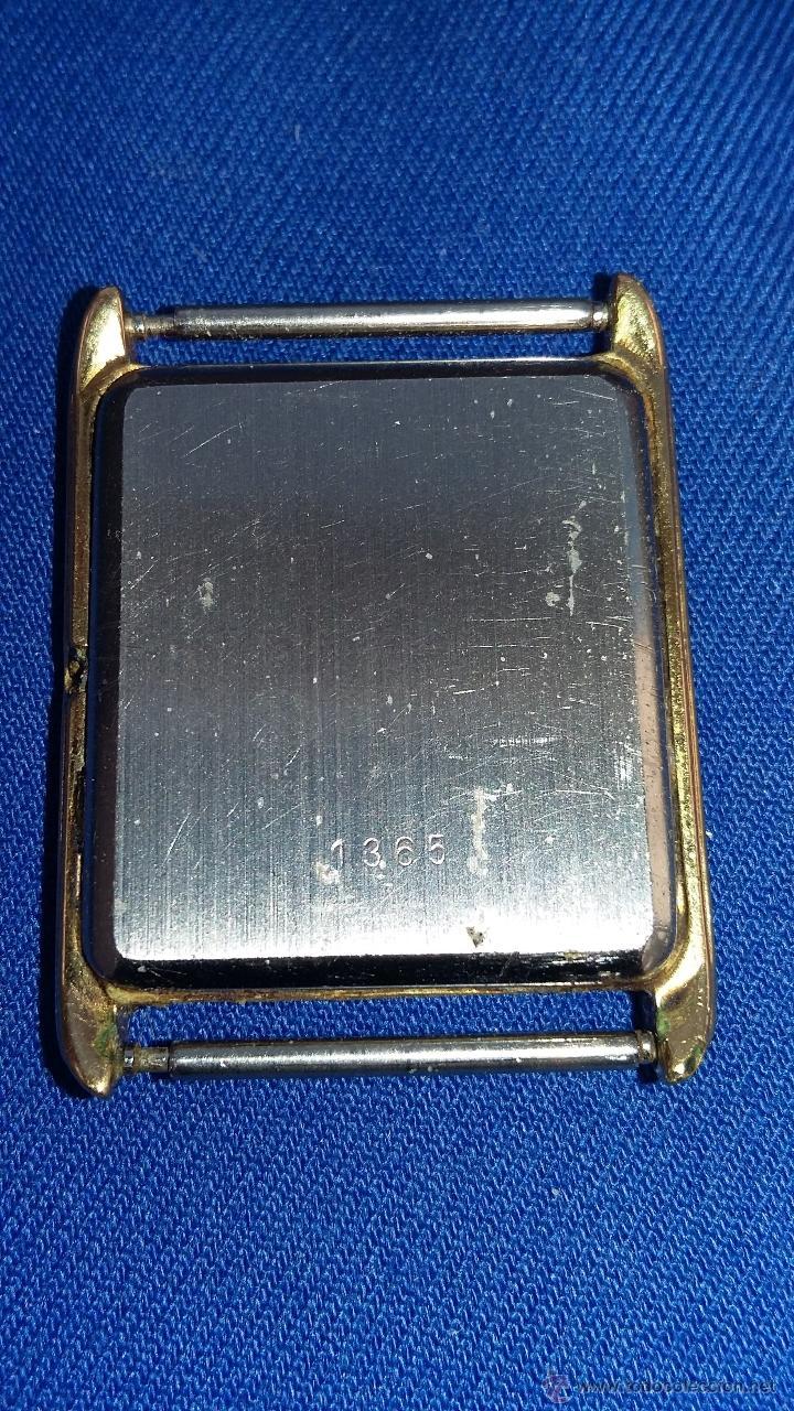 Relojes - Omega: Reloj Omega De Ville- Funcionando pero necesita reparacion del pulsor. - Foto 2 - 50924474