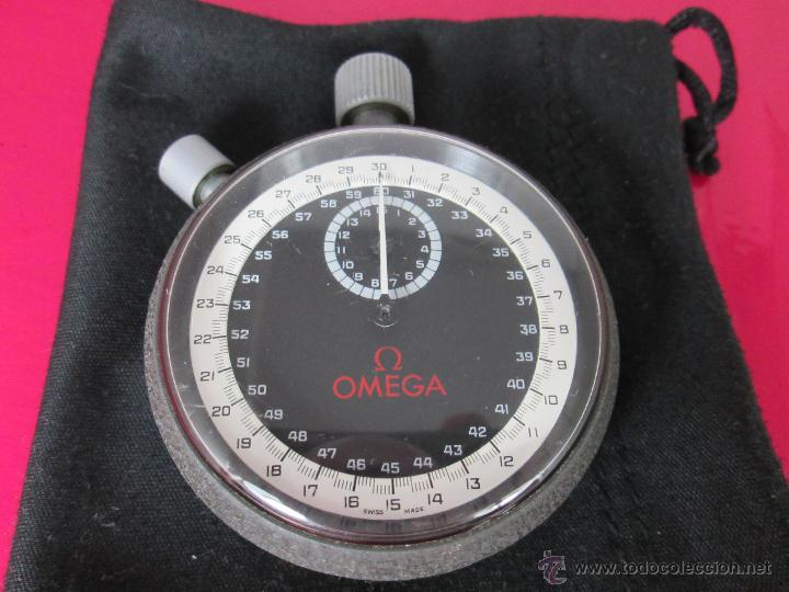 AºCRONÓMETRO-SUIZO-OMEGA ROTRANTE ORIGINAL-COMO NUEVO-54 MM SIN PULSADORES-70S-VER FOTOS. (Relojes - Relojes Actuales - Omega)