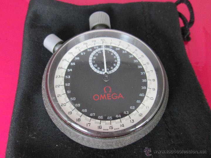 Relojes - Omega: AºCRONÓMETRO-SUIZO-OMEGA ROTRANTE ORIGINAL-COMO NUEVO-54 MM SIN PULSADORES-70S-VER FOTOS. - Foto 7 - 190930236