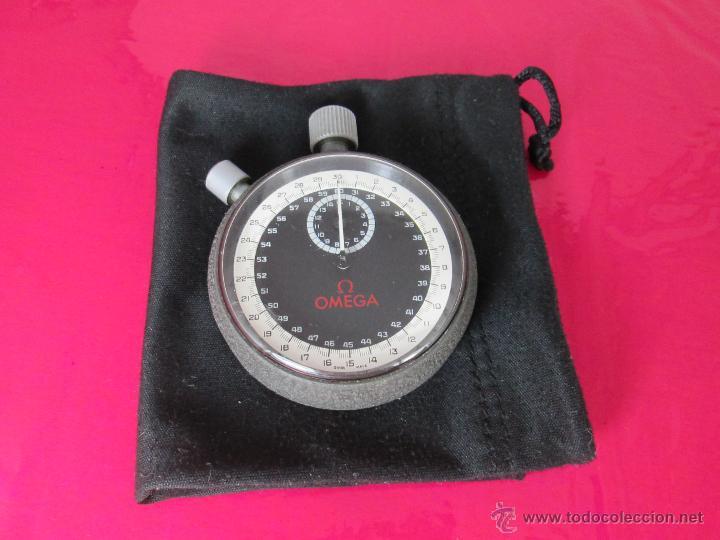 Relojes - Omega: AºCRONÓMETRO-SUIZO-OMEGA ROTRANTE ORIGINAL-COMO NUEVO-54 MM SIN PULSADORES-70S-VER FOTOS. - Foto 11 - 190930236