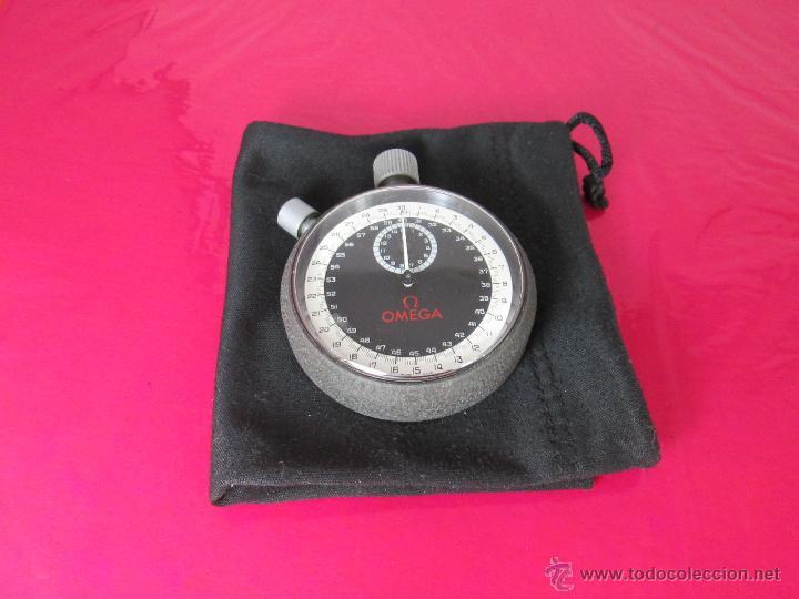Relojes - Omega: AºCRONÓMETRO-SUIZO-OMEGA ROTRANTE ORIGINAL-COMO NUEVO-54 MM SIN PULSADORES-70S-VER FOTOS. - Foto 3 - 190930236