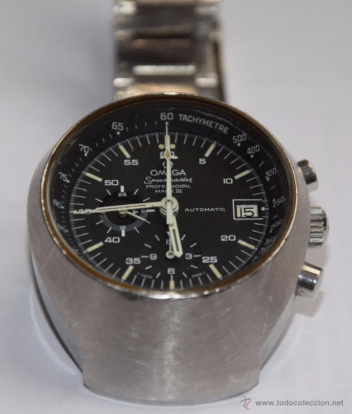 438d49940656 Reloj omega speedmaster professional mark iii - Sold at Auction ...