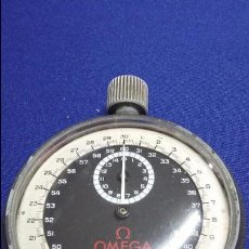 Relojes - Omega: ANTIGUO CRONOMETRO OMEGA-CUERDA. FUNCIONANDO. Lote 56247577