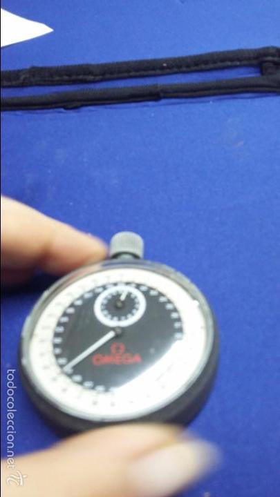 Relojes - Omega: ANTIGUO CRONOMETRO OMEGA-CUERDA. FUNCIONANDO - Foto 9 - 56247577