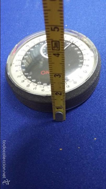 Relojes - Omega: ANTIGUO CRONOMETRO OMEGA-CUERDA. FUNCIONANDO - Foto 12 - 56247577