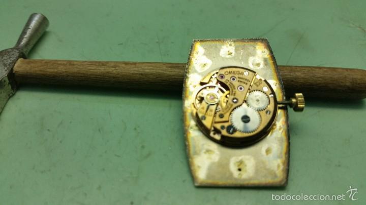 Relojes - Omega: Maquina completa con esfera original - Foto 2 - 56281822
