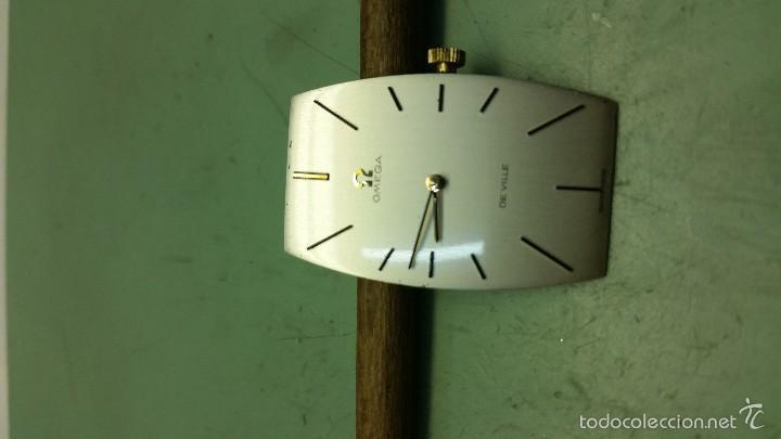 Relojes - Omega: Maquina completa con esfera original - Foto 3 - 56281822
