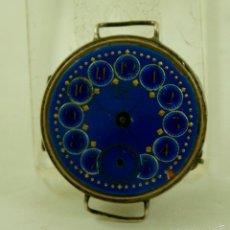 Relojes - Omega: OMEGA DE PLATA RARA ESFERA CIRCA AÑO 1915 PARA PIEZAS. Lote 58475004