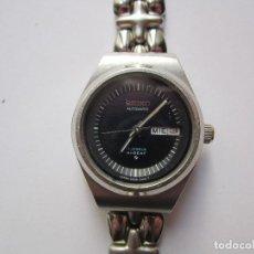 Relojes - Omega: RELOJ DE PULSERA DE SEÑORA SEIKO HI-BEAT AUTOMATIC ACERO FUNCIONANDO. Lote 61810748