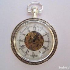 Relojes - Omega: ORIGINAL RELOJ DE BOLSILLO GENTLELMAN 48MM..FUNCIONANDO PERFECTAMENTE. Lote 61999200