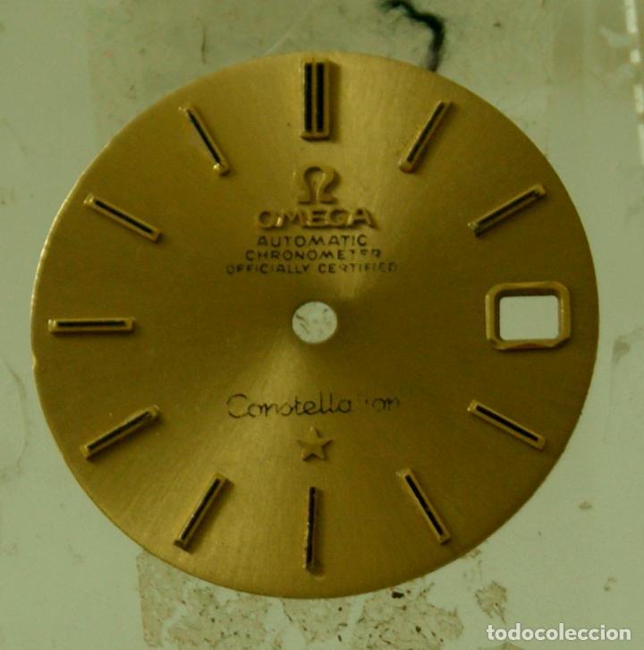 ESFERA OMEGA CONSTELLATION ORO 18K PRECIOSA (Relojes - Relojes Actuales - Omega)