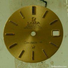Relojes - Omega: ESFERA OMEGA CONSTELLATION ORO 18K PRECIOSA. Lote 69870265