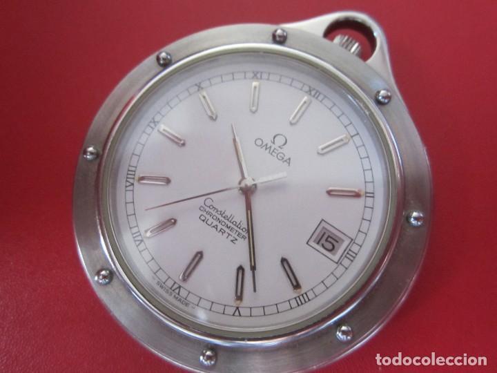 OMEGA CONSTELLATION CHRONOMETER QUARTZ DE ALTA GAMA (Relojes - Relojes Actuales - Omega)