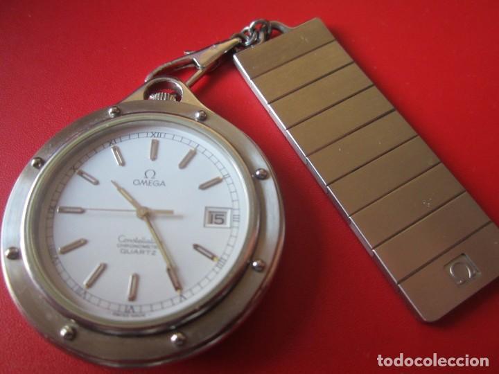Relojes - Omega: Omega Constellation Chronometer Quartz de alta gama - Foto 4 - 76658995