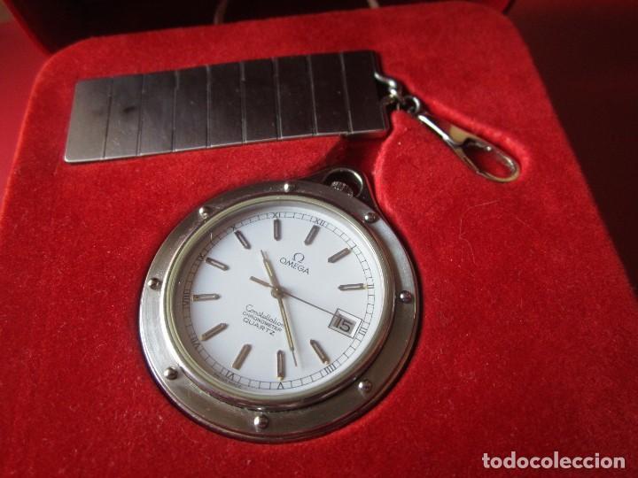 Relojes - Omega: Omega Constellation Chronometer Quartz de alta gama - Foto 6 - 76658995