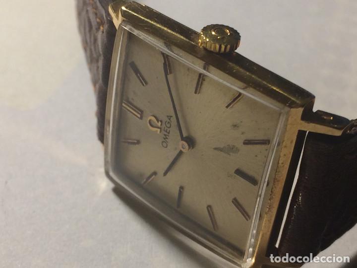 RELOJ OMEGA ORO ROSA 18 K. CALIBRE 620, CAJA DE ORO DE FABRICACIÓN SUIZA (Relojes - Relojes Actuales - Omega)
