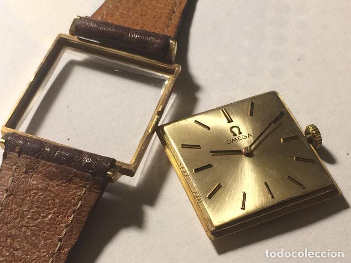 Relojes - Omega: Reloj Omega Oro Rosa 18 K. Calibre 620, Caja De Oro de Fabricación Suiza - Foto 5 - 76710911