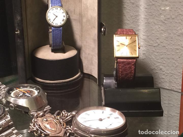 Relojes - Omega: Reloj Omega Oro Rosa 18 K. Calibre 620, Caja De Oro de Fabricación Suiza - Foto 9 - 76710911