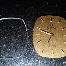 Relojes - Omega: RELOJ OMEGA MAQUINA PARTE DE RELOJ. Lote 112537736