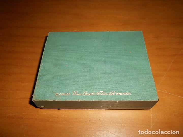 Relojes - Omega: Caja Madera para reloj omega original vintage años 60 70 coló verde - Foto 7 - 214187643