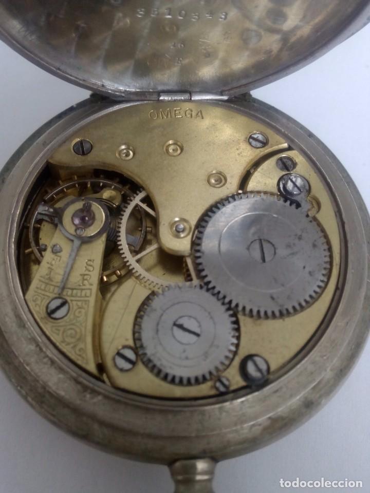 RELOJ OMEGA DE BOLSILLO (NO FUNCIONA) (Relojes - Relojes Actuales - Omega)