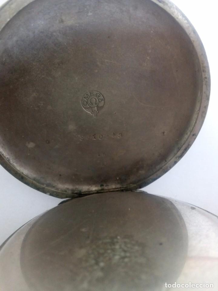 Relojes - Omega: Reloj Omega de bolsillo (No funciona) - Foto 2 - 87834140