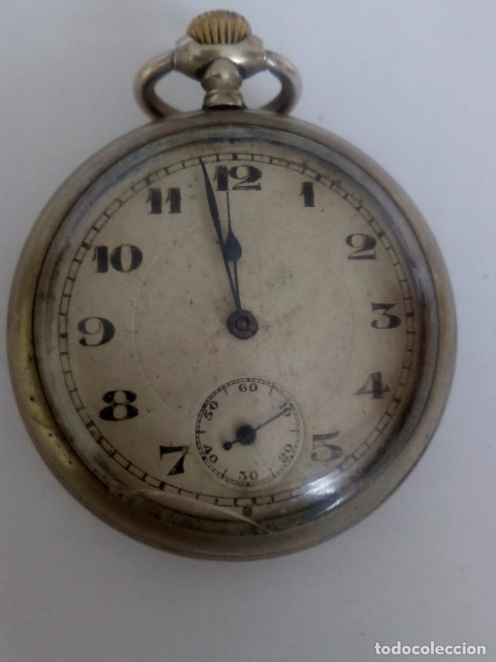 Relojes - Omega: Reloj Omega de bolsillo (No funciona) - Foto 3 - 87834140