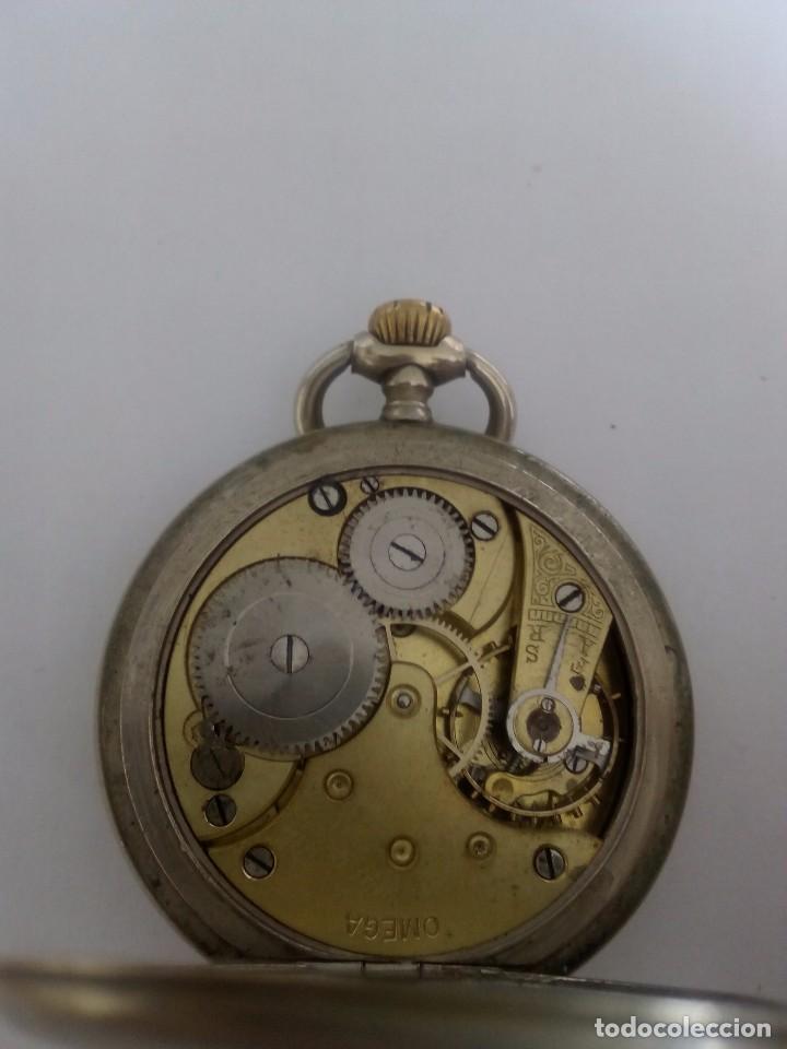 Relojes - Omega: Reloj Omega de bolsillo (No funciona) - Foto 5 - 87834140