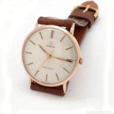 Relojes - Omega: RELOJ DE CABALLERO OMEGA ORO 18 QUILATES CARGA MANUAL. Lote 94875107