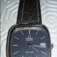 Relojes - Omega: RELOJ OMEGA DE VILLE QUARTZ. PARADO.. Lote 95118595