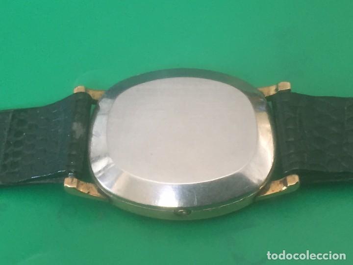 Relojes - Omega: RELOJ OMEGA DE VILE DE MUJER CON BOTON PULSADOR CAMBIO DE HORA - Foto 3 - 95339171