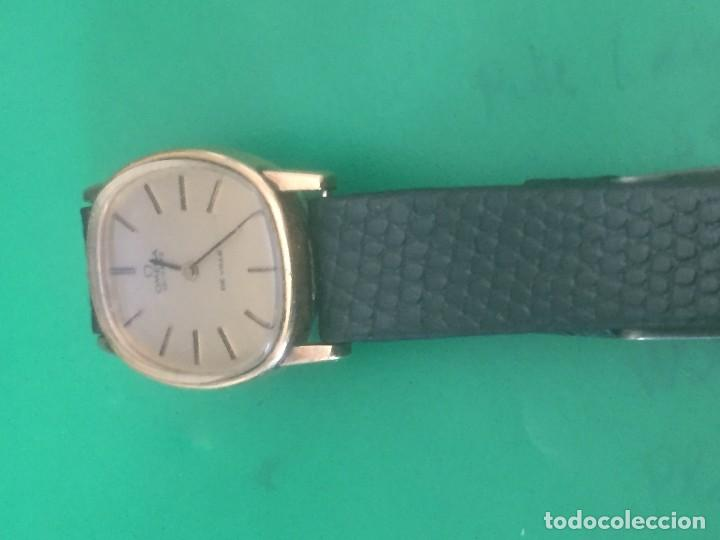Relojes - Omega: RELOJ OMEGA DE VILE DE MUJER CON BOTON PULSADOR CAMBIO DE HORA - Foto 4 - 95339171