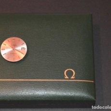 Relojes - Omega: LOTE - MECANISMO Y CAJA ORIGINAL - OMEGA SEAMASTER CONSTELLATION - AÑOS 60. Lote 95541351