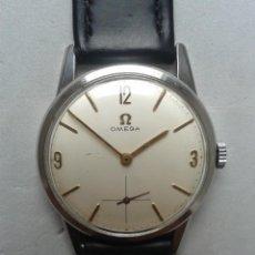 Relojes - Omega: RELOJ OMEGA CLÁSICO DE CABALLERO. CARGA MANUAL.. Lote 98438875