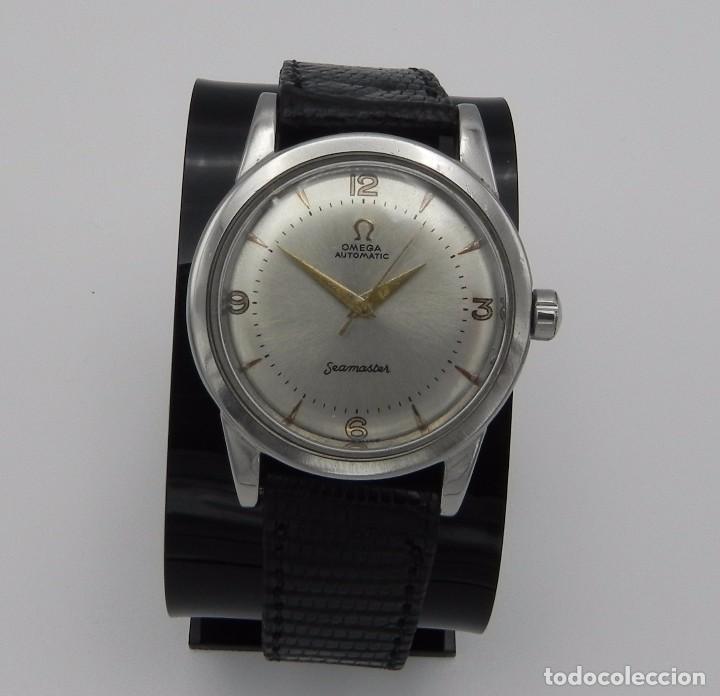 ANTIGUO RELOJ OMEGA SEAMASTER AUTOMATICO AÑOS 1950 (Relojes - Relojes Actuales - Omega)