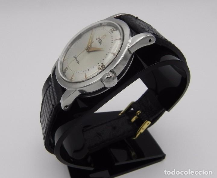 Relojes - Omega: Antiguo reloj Omega Seamaster Automatico años 1950 - Foto 2 - 99181963
