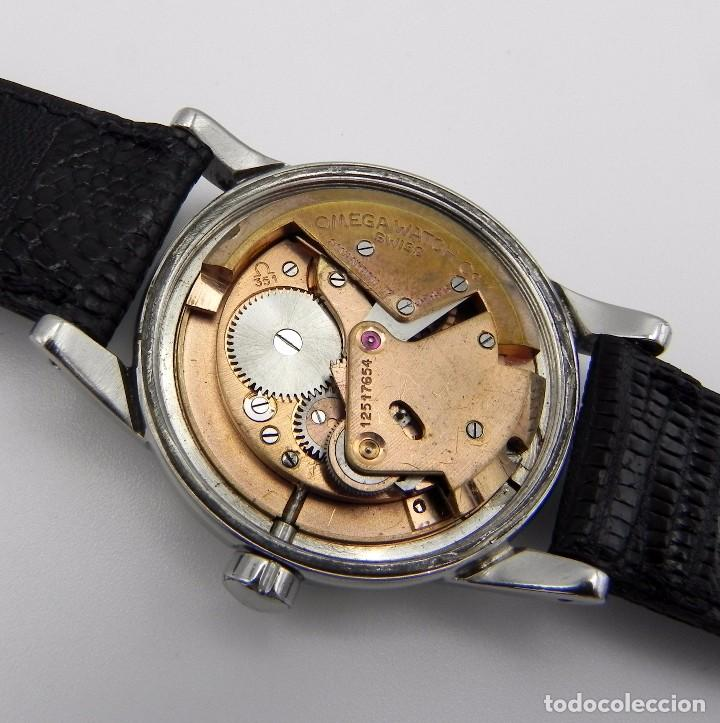 Relojes - Omega: Antiguo reloj Omega Seamaster Automatico años 1950 - Foto 4 - 99181963
