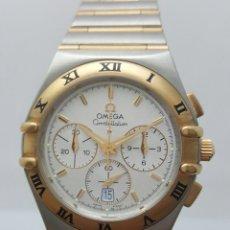 Relojes - Omega: OMEGA CONSTELLATION ORO 18K Y ACERO-¡¡COMO NUEVO!!. Lote 40639014