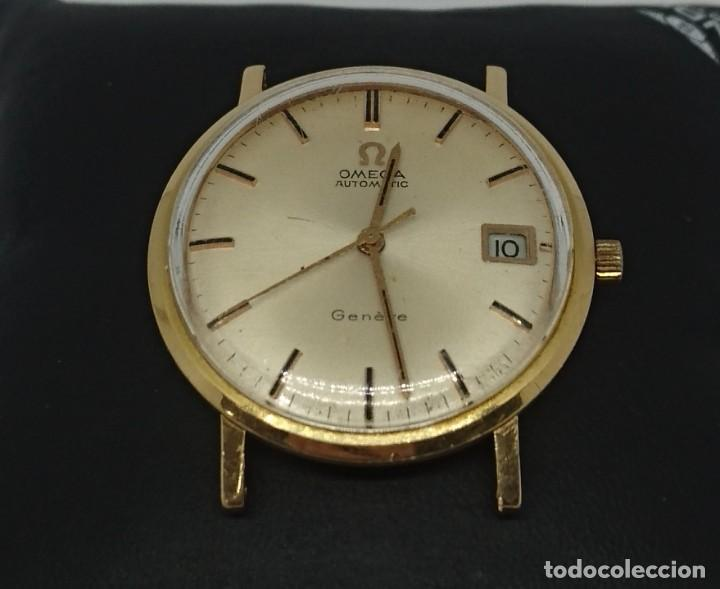 Relojes Omega Oro